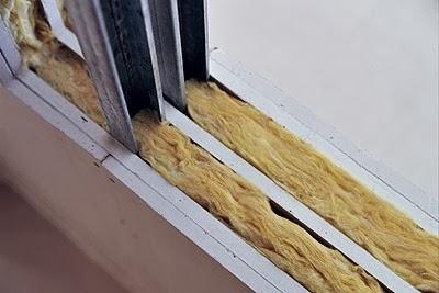 Tabiques de pladur pladur pintura - Como colocar pladur en techo ...
